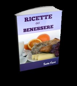ebook ricette benessere